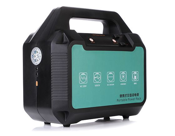 1000W portable power generator FC-1000PX with 1008Wh lithium ion battery