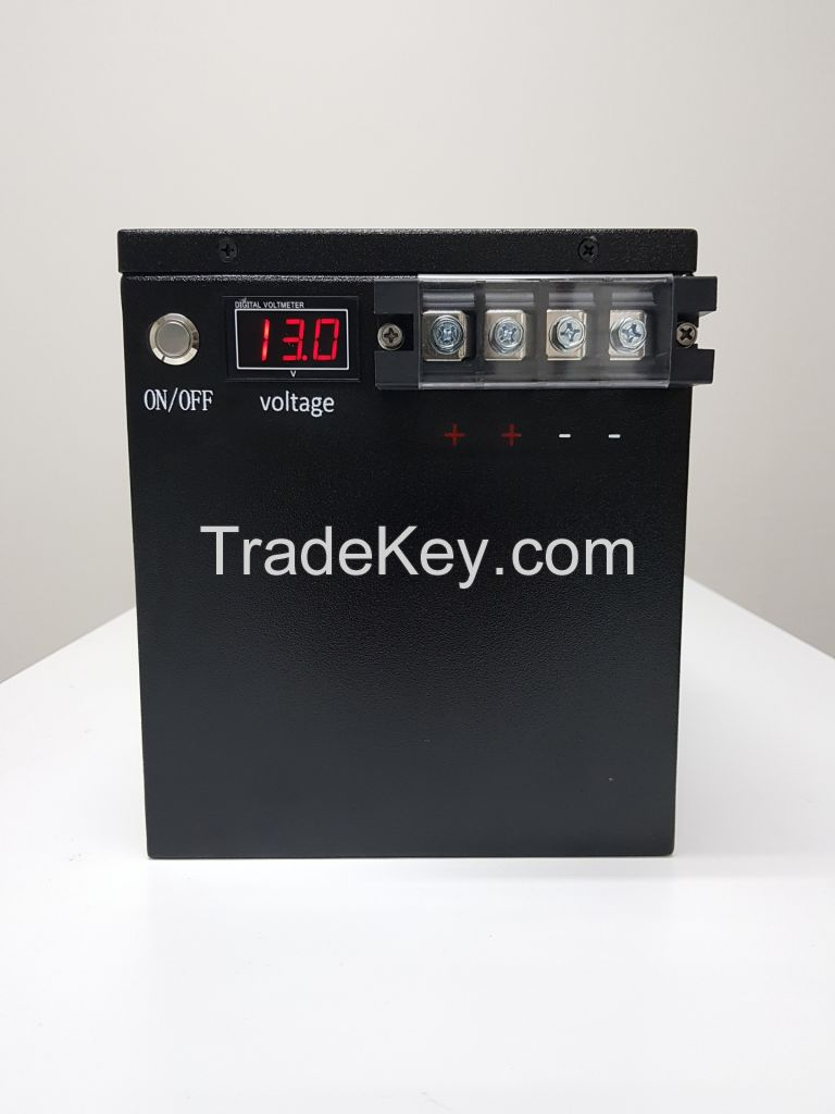 12V 240Ah RV, CARAVAN Lithium Battery
