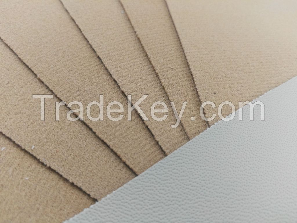 Synthetic automotive PVC leatherette for seats cover and interior decoration