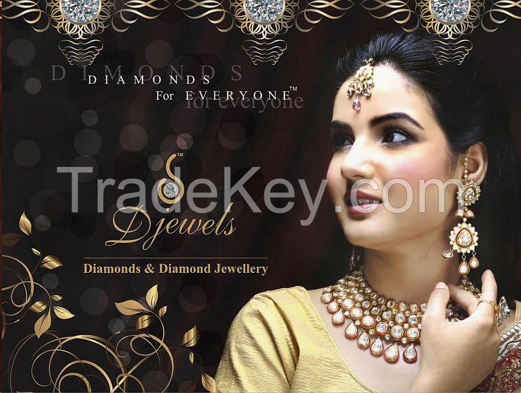 Diamond Tasmin Earrings