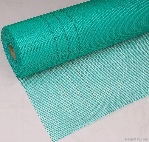 Coated alkaline-resistant (AR) fiberglass mesh fabric