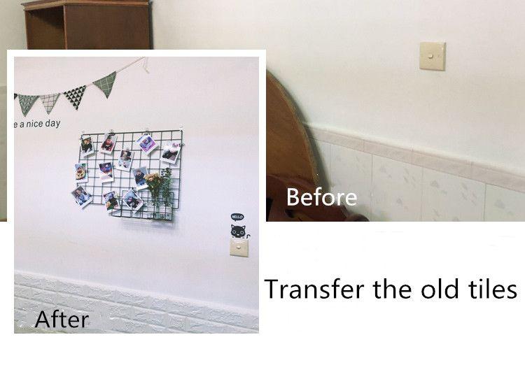 Non toxic XPE popular house decor multi-using decorative wall panels