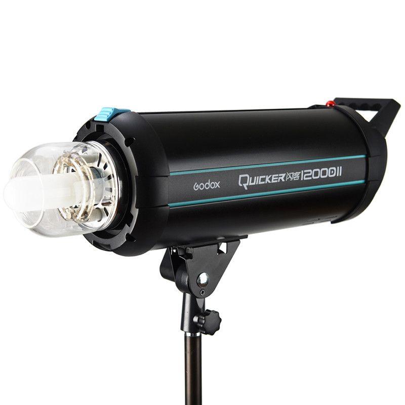 Godox Quicker 1200DII 1200W 1200Ws Photo Studio Flash Strobe Light Lamp,Godox Studio Flash Strobe