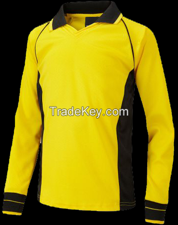 Paneled Football Shirt