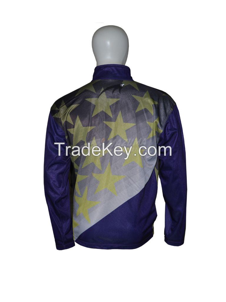 Sublimated Tracksuit Jacket