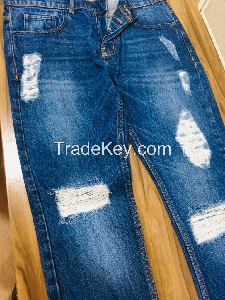 Jeans  - High Quality Jeans is available for Exporter, Importers and Wholesalers.
