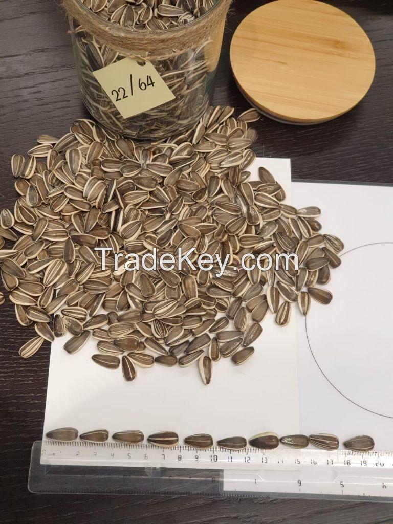 Striped sunflower seeds Dakota