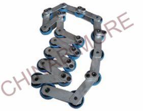 Escalator pallet chain