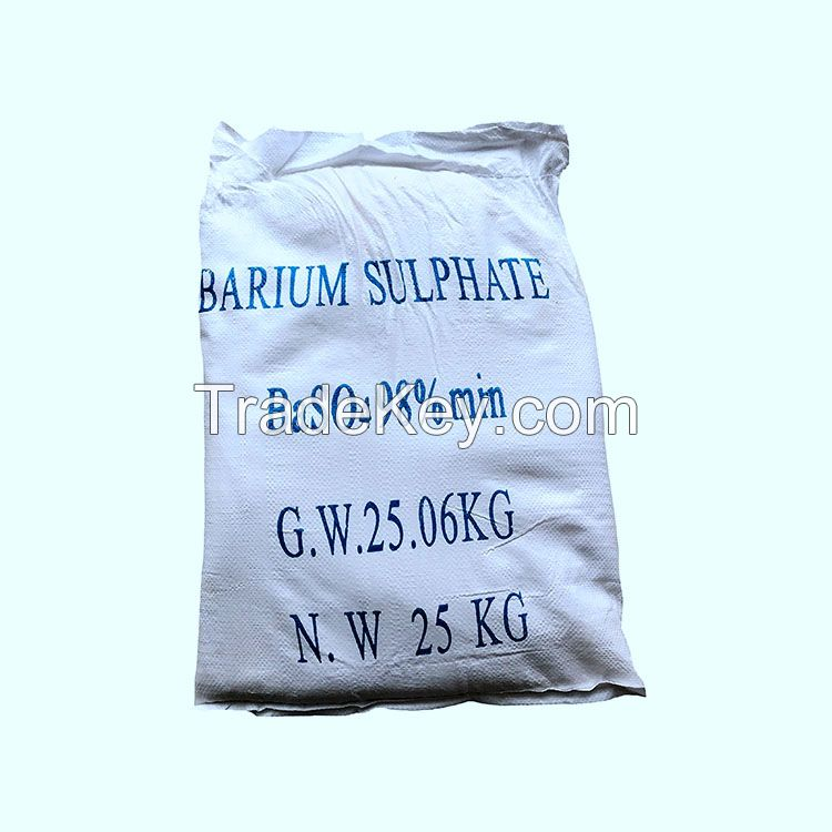 Industry Grade Barite Powder 98%Min for Coating