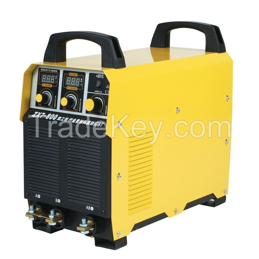 DC Inverter Arc Welder-IGBT Module-Dual Welding Machine (ARC-800I/1000I)