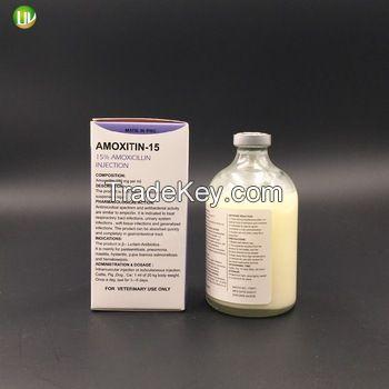 Amoxicillin injection 15%