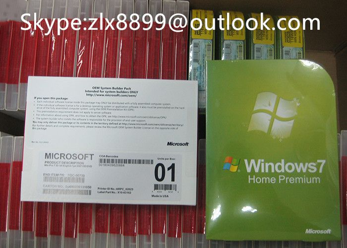 WIN 7 Pro OEM Stickers, Original, WIN7 Labels, OEM Coa, Multilanguage OEM Key