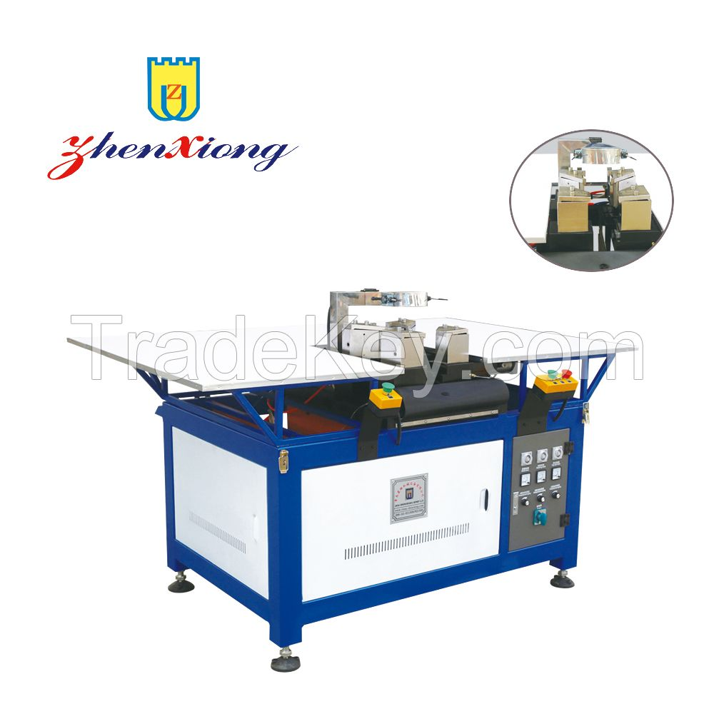 Automatic door gasket welding machine