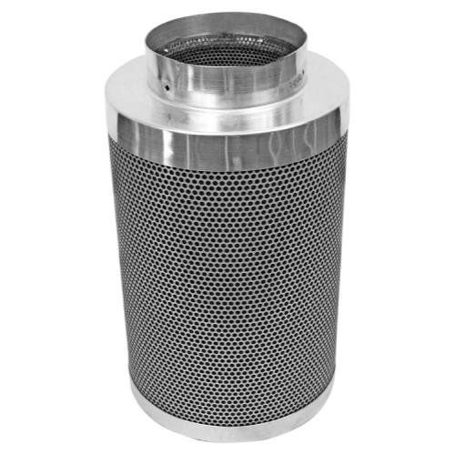 hydroponic activated carbon air filter for greenhouse