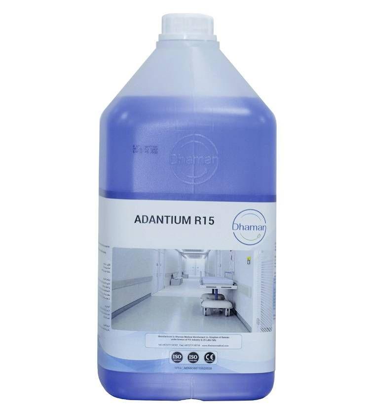 Adantium R15 dental clinic surface disinfectant (gallon of 5 litres)
