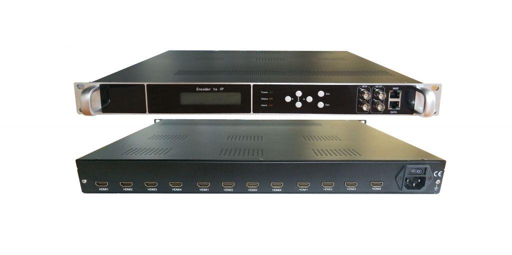 Encoder to IP/ASI