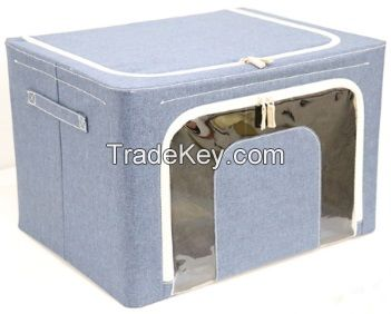 New design oxford waterproof living Clothes Storage Box