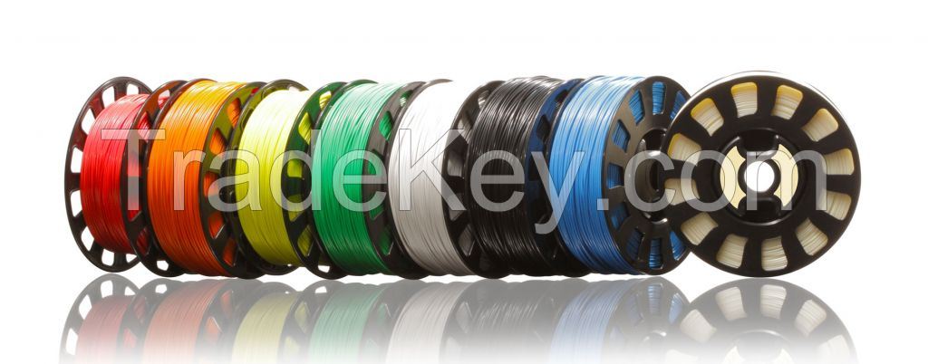 Abs Pla 3d Printer Filament 1.75/3mm For 3d Printing Plastic
