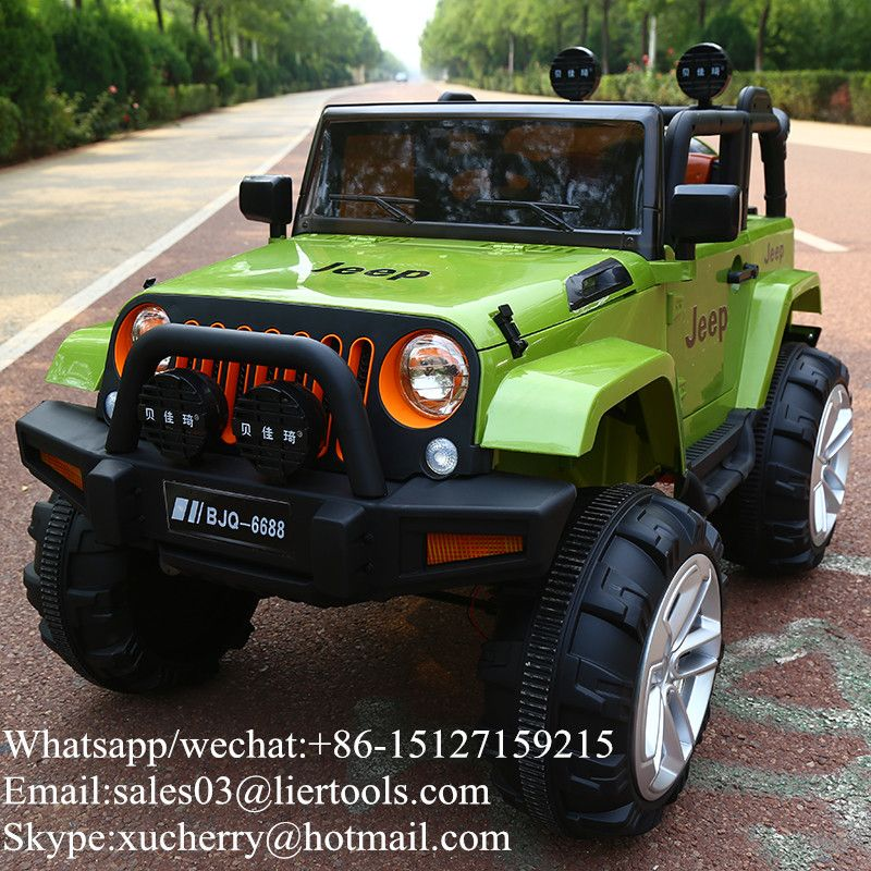 Hot Selling Jeep Kids Electric car toys