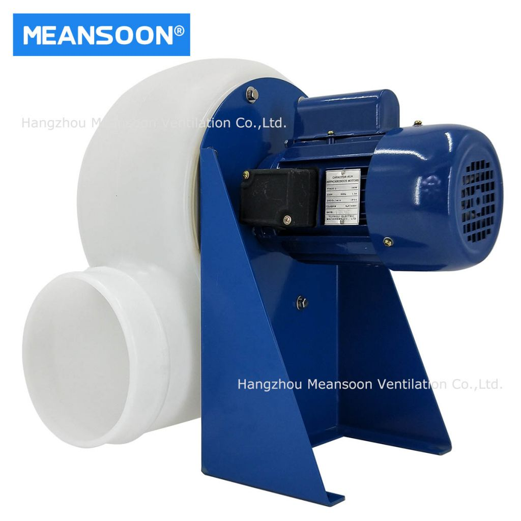 MPCF-2S160 Plastic laboratory fume hood exhaust fan