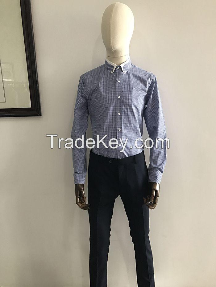 High Quality Custom Mens Shirts 453