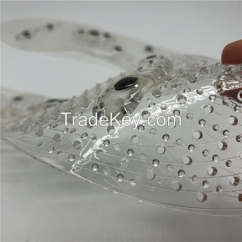 Manufacture OEM Breathable Magnetic Acupuncture Massage Clean Shoe Insole