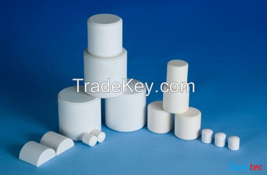 Alumina Ceramic Cylinder