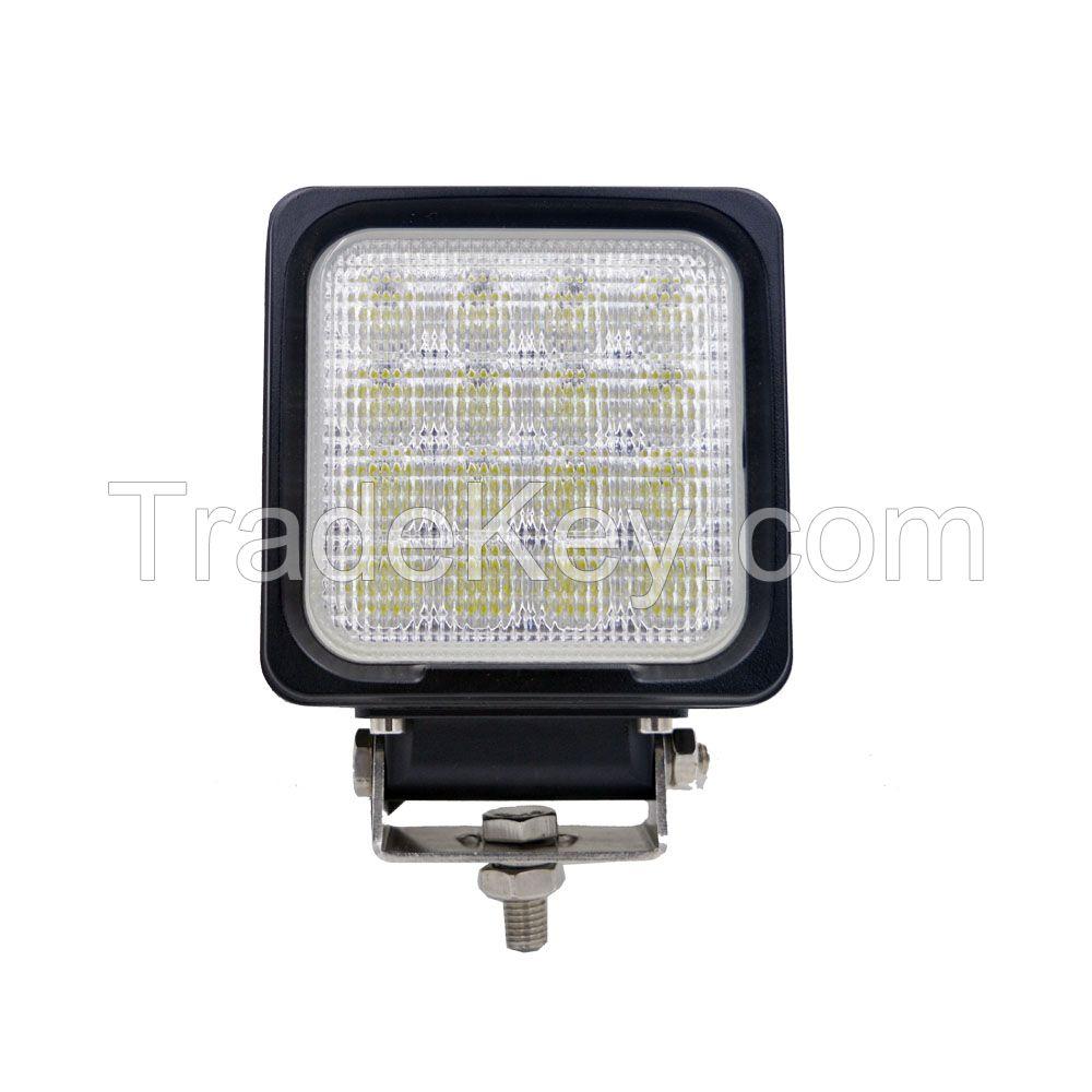 48W LED WORK LIGHT SQAURE
