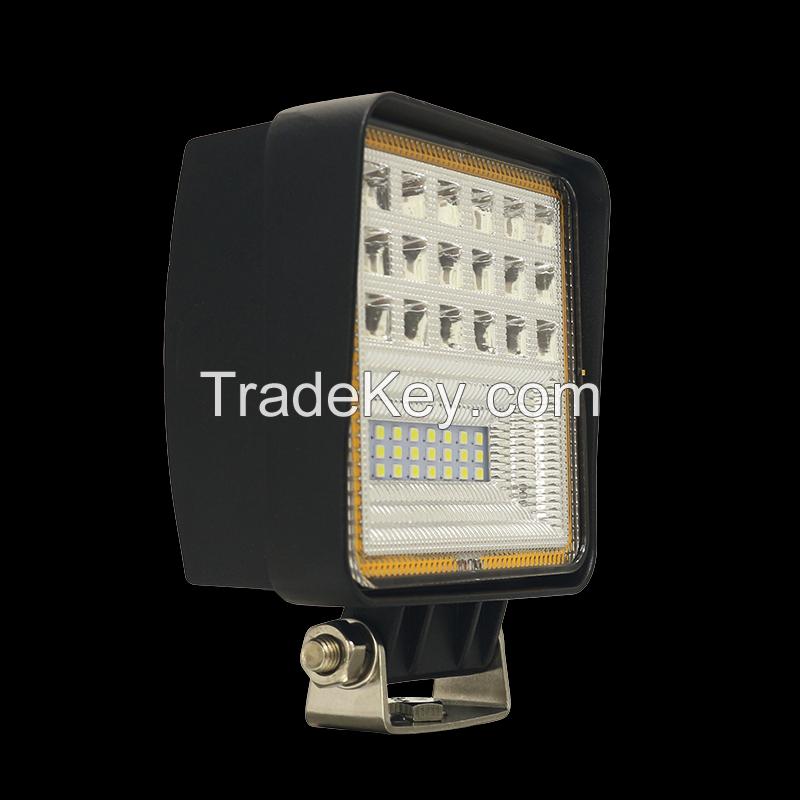 SQAURE 49W-50W LED WORK LIGHT