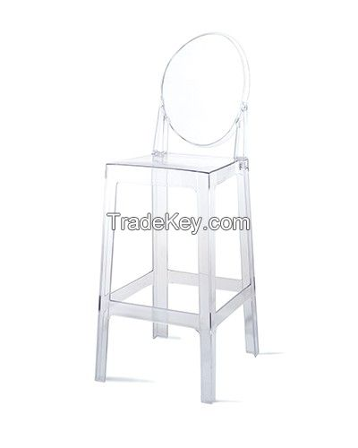 2018 best popular fashionaly ghost chair