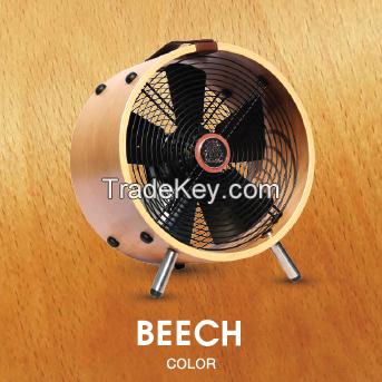 Wooden Fan