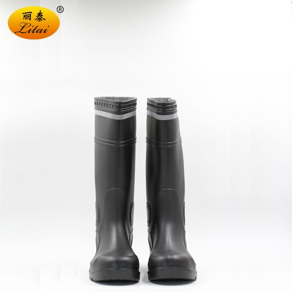 Heavy Duty Safety Boots with Reflective Strips