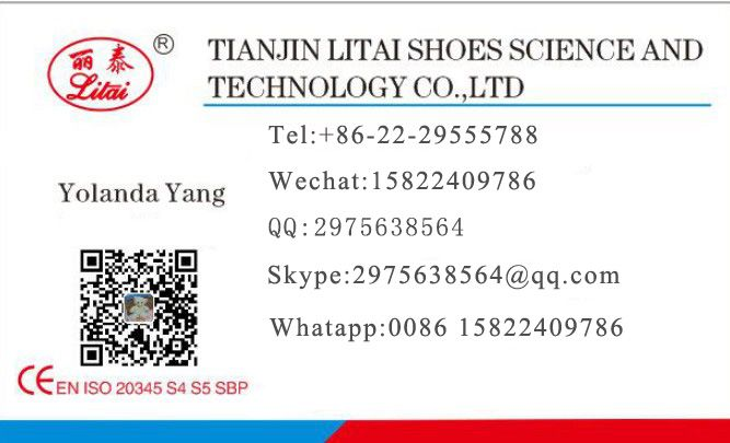Nicely Quality Yellow PVC Safety Shoes PVC Rain Shoes