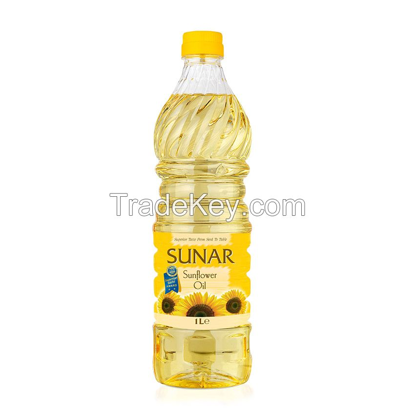 Edible Refined Sunflower Cooking Oil / Crude Sunflower oil