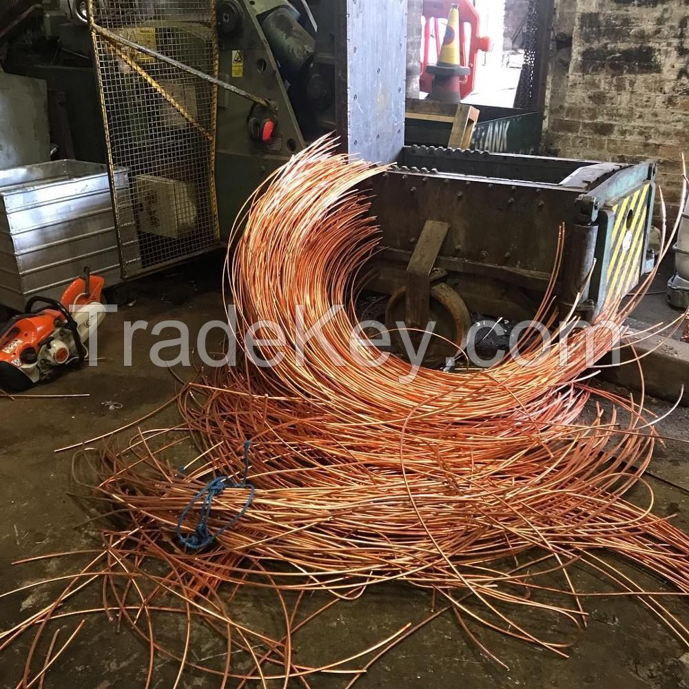 Copper Wire Scrap 99.9%/Millberry