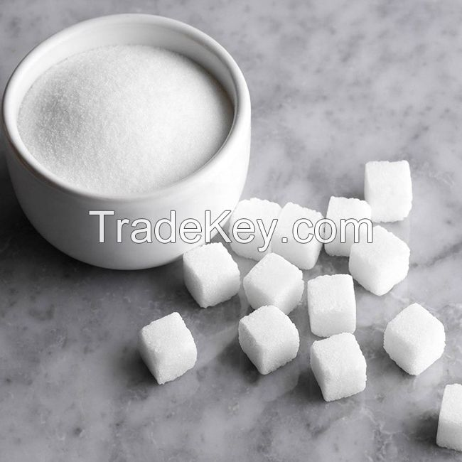 WHITE REFINED SUGAR ICUMSA 45