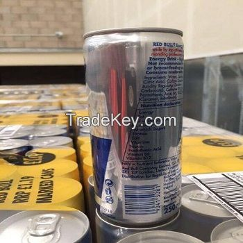 ENERGY DRINKS 24X250ML CANS
