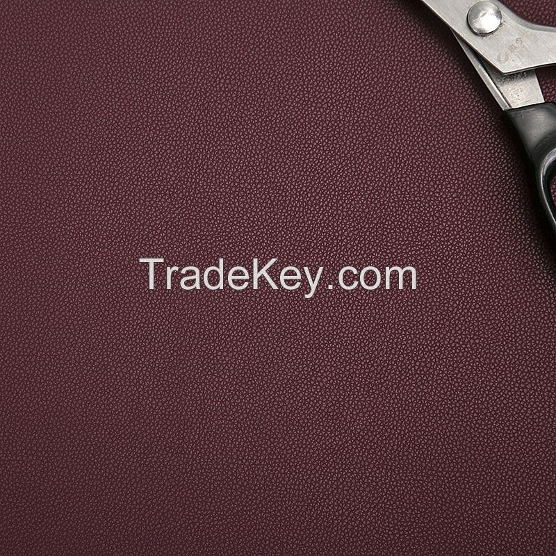 Fashion PU Synthetic Leather For Bags,Shoes Material From Factory