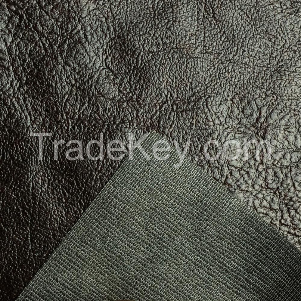 PVC synthetic leather waterproof for football shoes