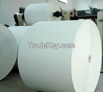 Duplex paper board