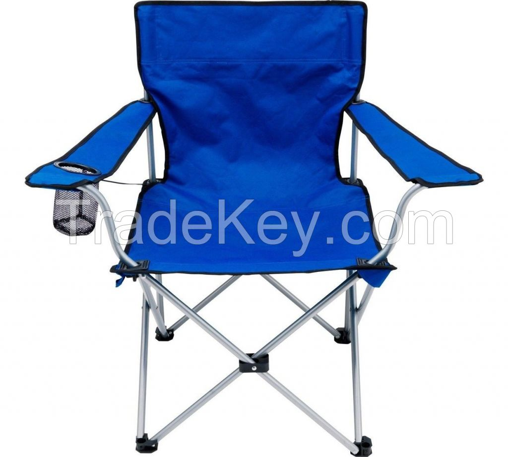 Value Steel Folding Camping Chair with Carry Bag