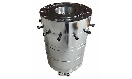 Die head for PE pipe extrusion machine