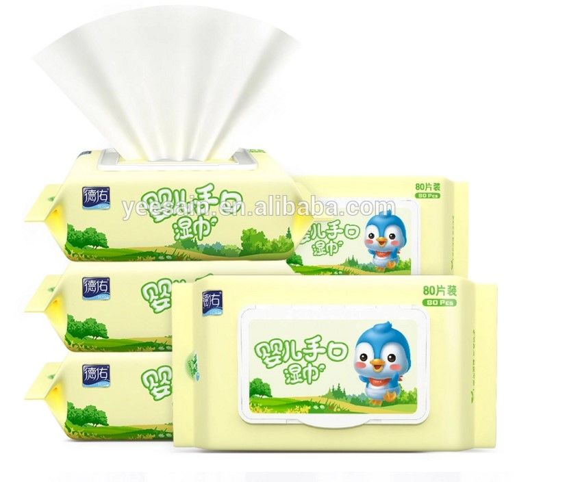 Skin Care Baby Wipes