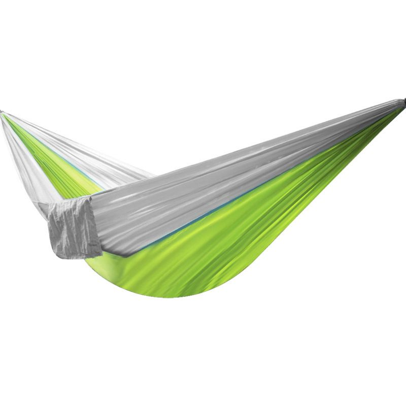 Factory Price New Ultralight Portable Outdoor Single Camping 210T Parachute Hammock for Traveling Hiking