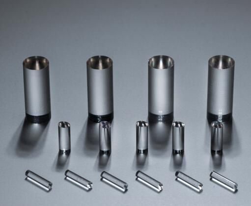 GRIN lens for laser, fiber couple
