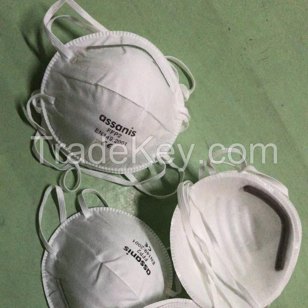 High quality KN95 FFP-2 Face Mask  mask Factory