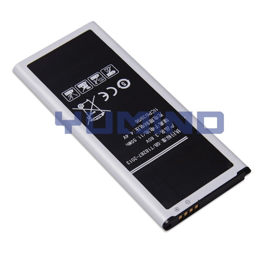 Built-in Lithium-ion Battery For Samsung Note 4 Brand New Pure Cobalt