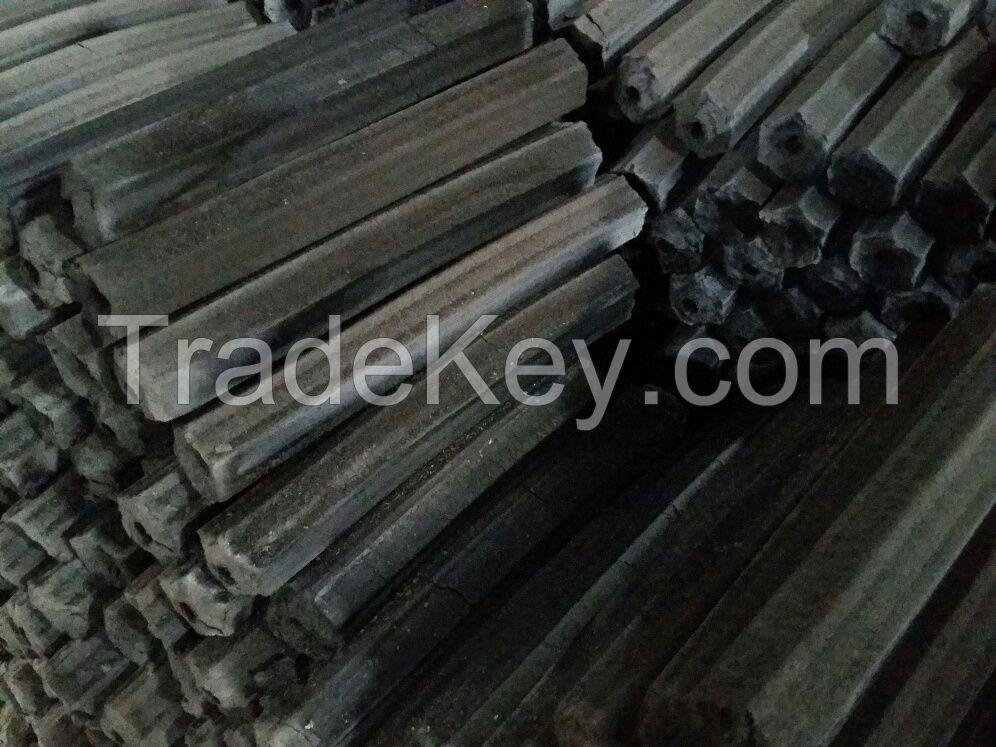 sawdust briquette charcoal