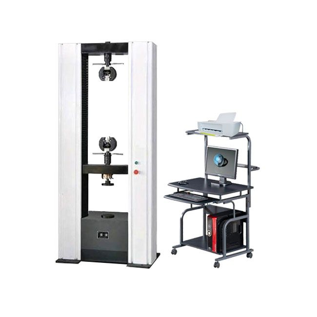 WDW 100KN electronic universal material strength testing machine