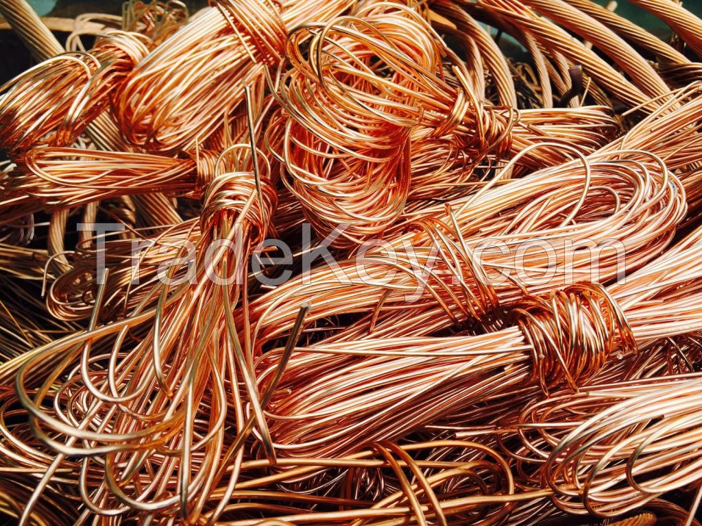 Pure Copper Wire Millberry Scrap 99.9% And Copper Cathode Best quality